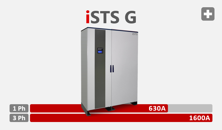 Static Transfer Switch Sts Ists Model G Static Power